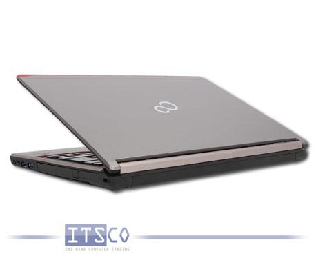 Notebook Fujitsu Lifebook E734 Intel Core i7-4610M 2x 3GHz