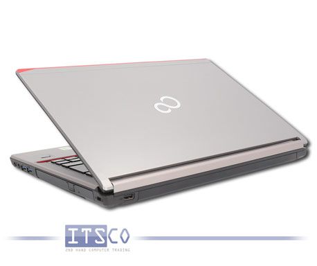 Notebook Fujitsu Lifebook E746 Intel Core i5-6300M 2x 2.4GHz