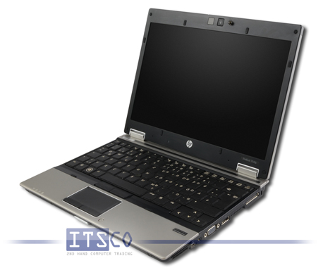 Notebook HP EliteBook 2540p Intel Core i7-640LM vPro 2x 2.13GHz