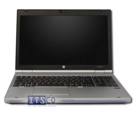 Notebook HP EliteBook 8570p Intel Core i7-3520M 2x 2.9GHz