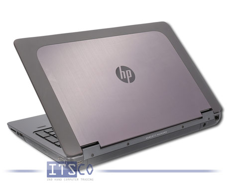 Notebook HP ZBook 15 G2 Intel Core i7-4810MQ vPro 4x 2.8GHz