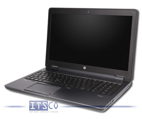 Notebook HP ZBook 15 Intel Core i7-4800MQ vPro 4x 2.7GHz