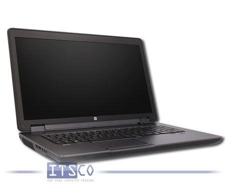 Notebook HP ZBook 17 Intel Core i7-4800MQ vPro 4x 2.7GHz