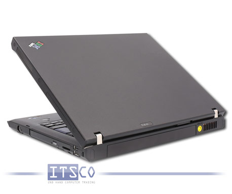 Notebook IBM ThinkPad R60 Intel Core 2 Duo T5500 2x 1.66GHz Centrino Duo 9456