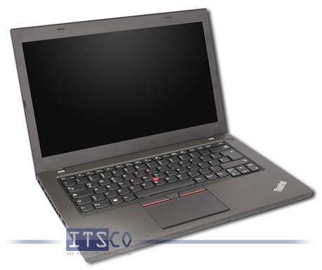 Notebook Lenovo ThinkPad T460 Intel Core i5-6300U 2x 2.4GHz 20FM