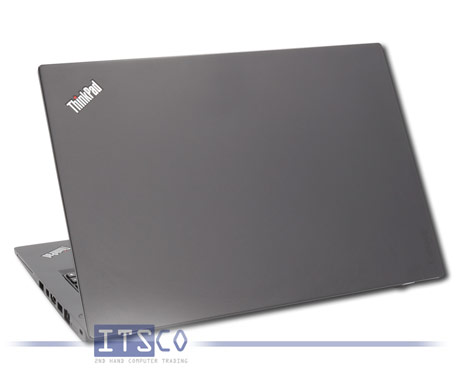 Notebook Lenovo ThinkPad T460s Intel Core i5-6300U 2x 2.4GHz 20FA