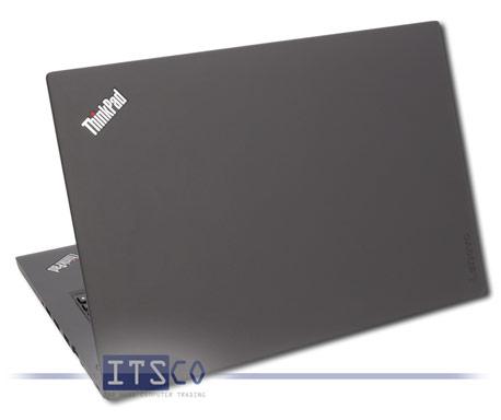 Notebook Lenovo ThinkPad T470 Intel Core i5-6300U 2x 2.4GHz 20JN