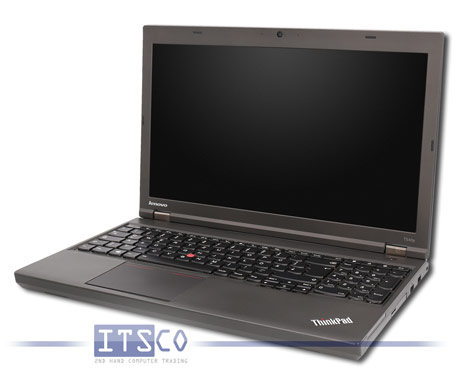 Notebook Lenovo ThinkPad T540p Intel Core i5-4300M vPro 2x 2.6GHz 20BF