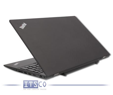 Notebook Lenovo ThinkPad T570 Intel Core i5-7300U 2x 2.6GHz 20HA