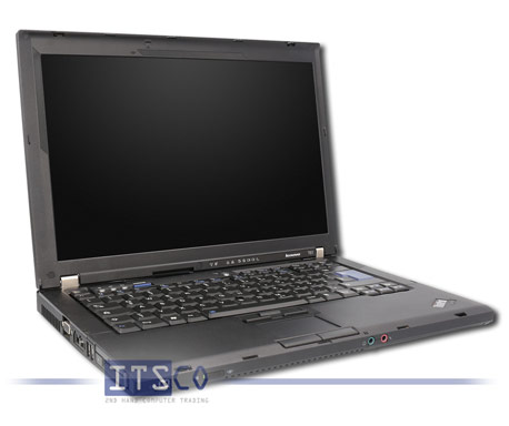 Notebook Lenovo ThinkPad T61 Intel Core 2 Duo T7300 2x 2GHz Centrino vPro 7659