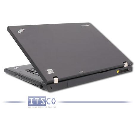 Notebook Lenovo ThinkPad W500 Intel Core 2 Duo T9400 2x 2.53GHz Centrino 2 vPro 4061
