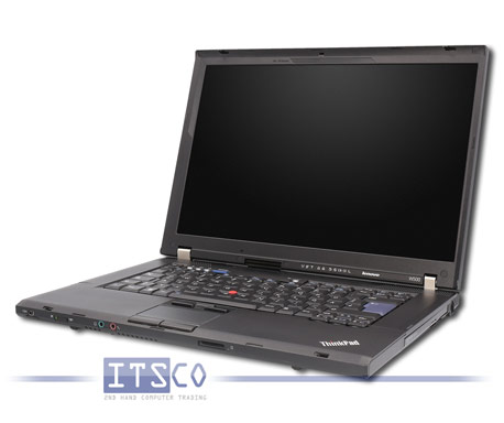 Notebook Lenovo ThinkPad W500 Intel Core 2 Duo T9400 2x 2.53GHz Centrino 2 vPro 4061