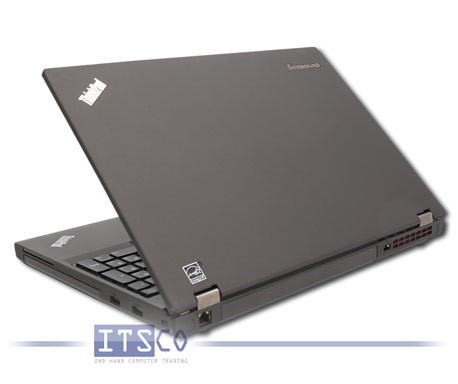 Notebook Lenovo ThinkPad W541 Intel Core i7-4810MQ vPro 4x 2.8GHz 20EG