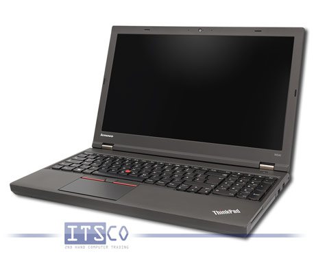 Notebook Lenovo ThinkPad W541 Intel Core i7-4600M 2x 2.9GHz 20EG
