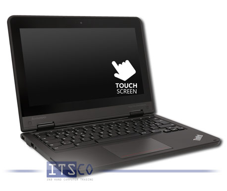 2-in-1 Ultrabook Convertible Lenovo ThinkPad Yoga 11e Chromebook Intel Quad-Core N2940 4x 1.83GHz 20