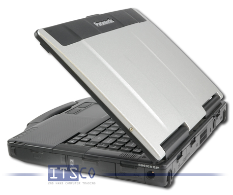 Notebook Panasonic Toughbook CF-53 Intel Core i5-3340M vPro 2x 2.7GHz