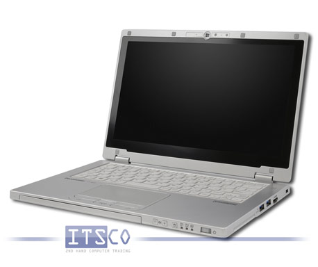 Notebook Panasonic Toughbook CF-AX2 Intel Core i5-3427U vPro 2x 1.8GHz