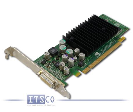 Grafikkarte NVidia Quadro NVS 285 PCIe x16 DMS-59