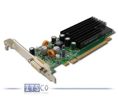 GRAFIKKARTE NVIDIA QUADRO NVS 285 PCI-E x16 DMS-59