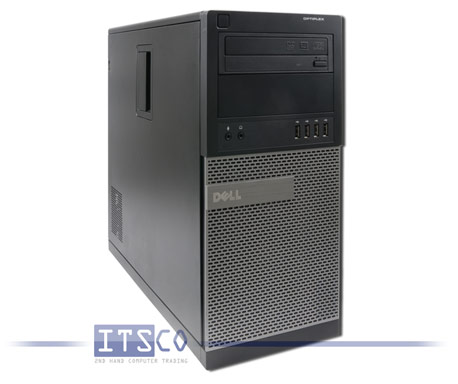 PC Dell OptiPlex 7010 MT Intel Core i5-3570 4x 3.4GHz