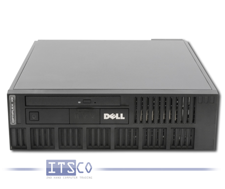 PC Dell OptiPlex XE SFF Intel Core 2 Duo E7400 2x 2.8GHz