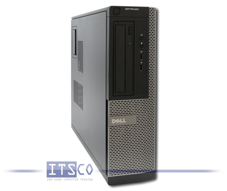 PC Dell OptiPlex 390 DT Intel Pentium Dual-Core G630 2x 2.7GHz
