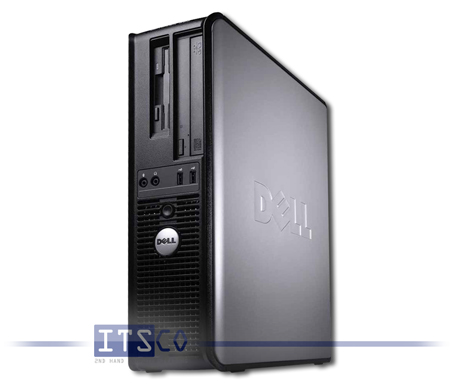 PC Dell OptiPlex 380 DT Intel Pentium Dual-Core E6700 2x 3.2GHz