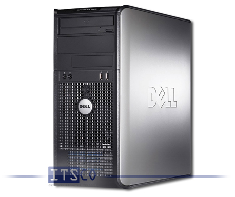 PC Dell OptiPlex 380 MT Intel Pentium Dual-Core E5800 2x 3.2GHz