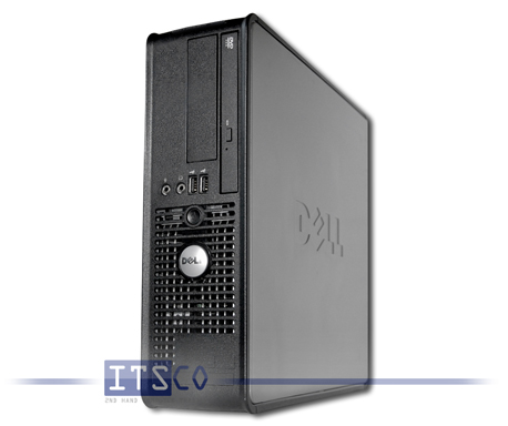 PC Dell OptiPlex 760 Intel Dual-Core E5300 2x 2.6GHz SFF