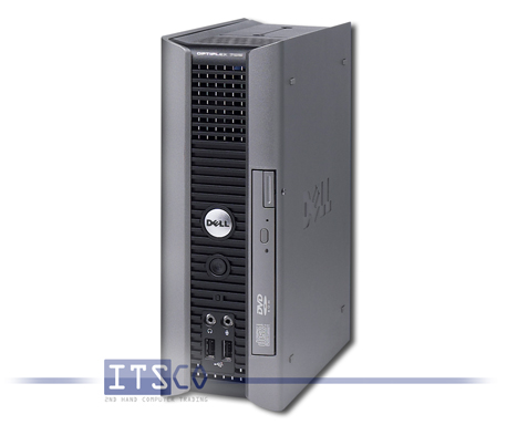 PC Dell OptiPlex 760 Intel Pentium Dual-Core E5400 2x 2.7GHz USFF