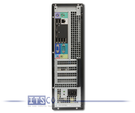 PC Dell OptiPlex 7010 DT Intel Core i5-3470 4x 3.2GHz