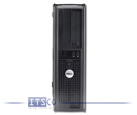 PC Dell OptiPlex 760 DT Intel Core 2 Duo E8400 2x 3GHz