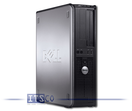 PC Dell OptiPlex 760 DT Intel Core 2 Duo E7400 2x 2.8GHz