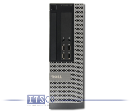PC Dell OptiPlex 790 SFF Intel Core i3-2100 2x 3.1GHz