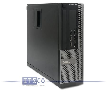 PC Dell OptiPlex 790 SFF Intel Core i3-2120 2x 3.3GHz
