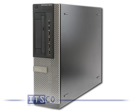 PC Dell OptiPlex 9010 DT Intel Core i7-3770 vPro 4x 3.4GHz
