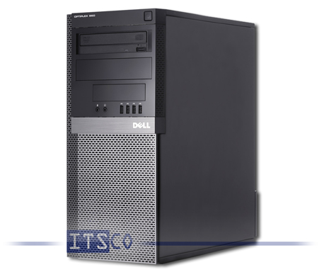 PC Dell OptiPlex 960 Minitower Intel Core 2 Duo E8500 2x 3.16GHz vPro
