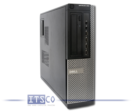 PC Dell OptiPlex 990 DT Intel Core i7-2600 vPro 4x 3.4GHz