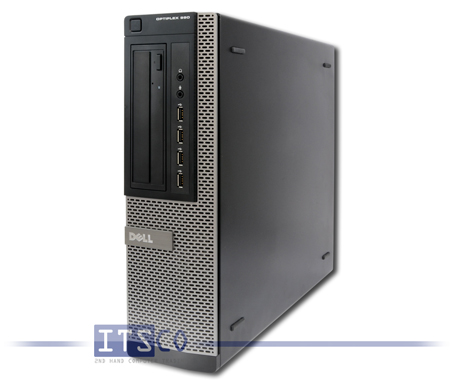 PC Dell OptiPlex 790 DT Intel Core i5-2400 4x 3.1GHz