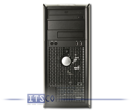 PC Dell OptiPlex 760 MT Intel Core 2 Duo E8400 2x 3GHz