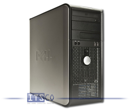 PC Dell OptiPlex 780 MT Intel Core 2 Quad Q9400 4x 2.66GHz