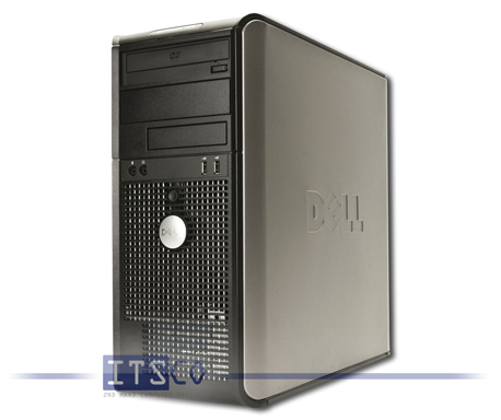 PC Dell OptiPlex 780 MT Intel Core 2 Quad Q9650 4x 3GHz