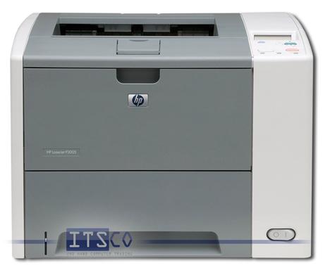 Drucker HP LaserJet P3005n