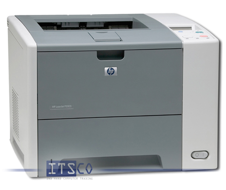 Laserdrucker HP LaserJet P3005dn
