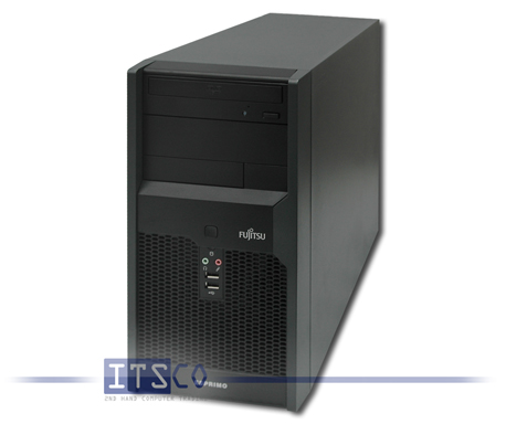 PC Fujitsu Esprimo P3520 E85+ Intel Core 2 Quad Q9550 4x 2.83GHz