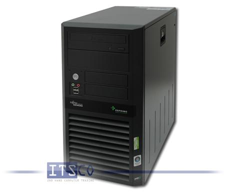 PC Fujitsu Siemens Esprimo P5625 AMD Phenom X4 9150e 4x 1.8GHz