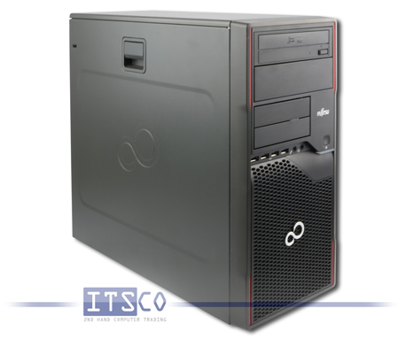 PC Fujitsu Esprimo P900 0-Watt Intel Core i3-2100 2x 3.1GHz