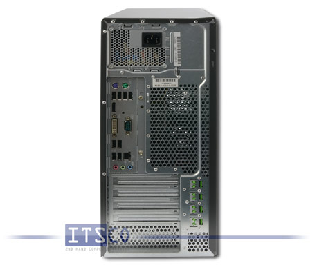 Workstation Fujitsu Celsius W410 Intel Core i5-2500 vPro 4x 3.3GHz