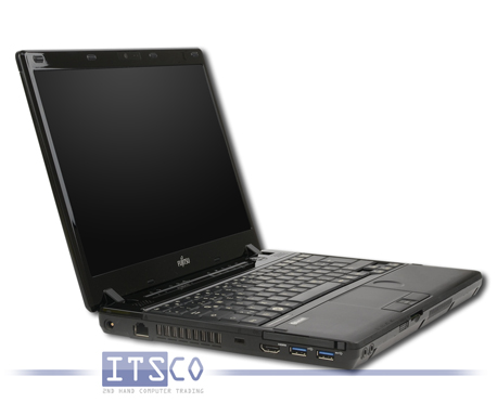 Notebook Fujitsu Lifebook P771 Intel Core i7-2617M 2x 1.5GHz