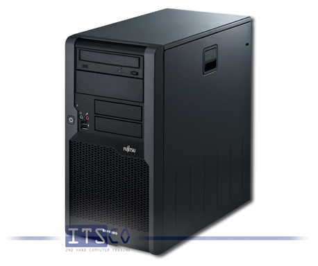 PC Fujitsu Esprimo P5731 E85+ Intel Core 2 Duo E8400 2x 3GHz
